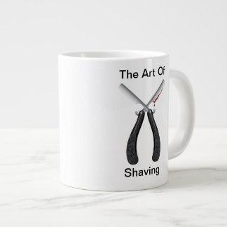 The Art of Shaving Mug