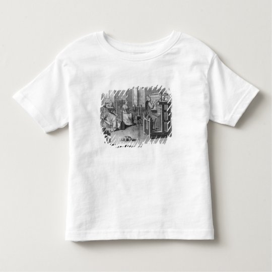 The Art of Stocking-Frame-Work-Knitting Toddler T-shirt