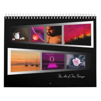 The Art of Tim Stringer Calendar