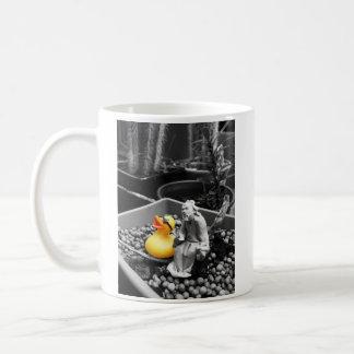 'The Art of Zen' Rubber Duck Mug