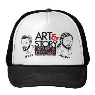 The Art & Story Hat!