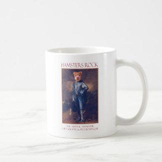 """The Artful Hamster """"Blue Boy"""" Mug"""