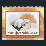"The Artful Westie A 12 month Calendar by Borgo<br><div class=""desc"">A 12 month calendar featuring the original watercolors of West Highland Terriers of Deborah Colvin Borgo</div>"