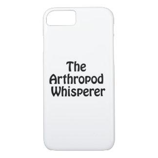 the arthropod whisperer iPhone 8/7 case