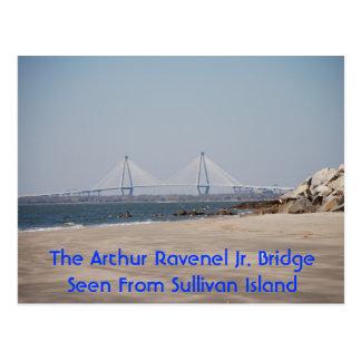 The Arthur Ravenel Jr. Bridge Postcard