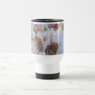 the artic garden travel mug