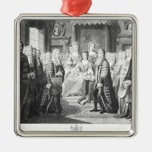 The Articles of the Union Christmas Ornament