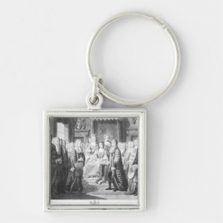 The Articles of the Union Keychain