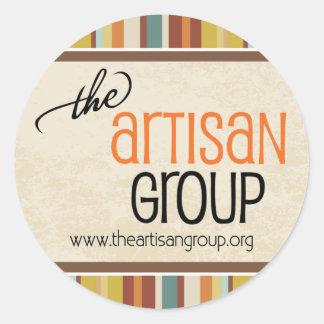 The Artisan Group Sticker
