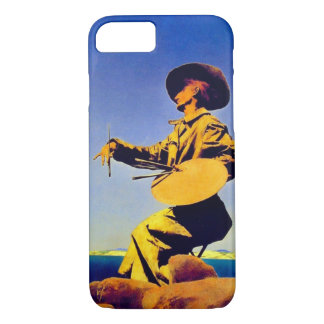 The Artist 1909 iPhone 8/7 Case