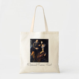 The Artist and His First Wife, Isabella Brant Budget Tote Bag