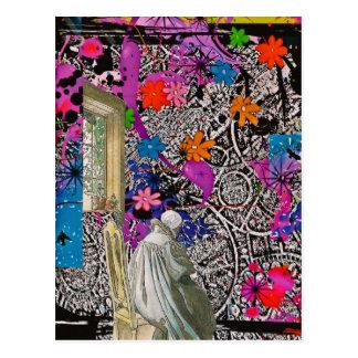 The Artist by Janiece Senn Postcard