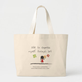 The Artist Canvas Bags