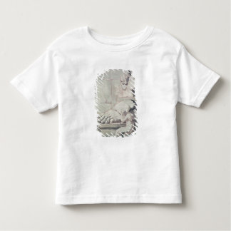 The Artist in Despair over  Magnitude of Toddler T-shirt
