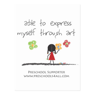 The Artist Post Cards