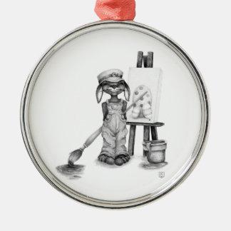 The Artist Premium Ornament