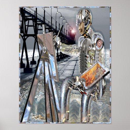 The Artist (Print)