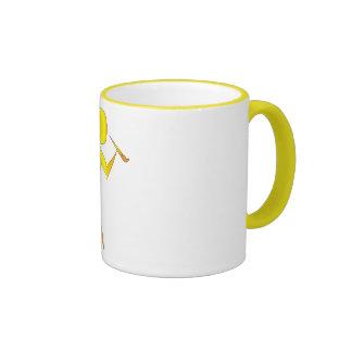 The Artist Ringer Mug
