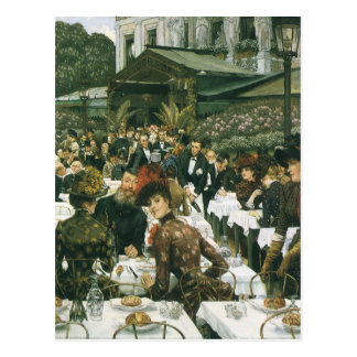 The Artist s Ladies by James Tissot Post Cards