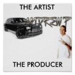 THE ARTIST, THE PRODUCER POSTERS