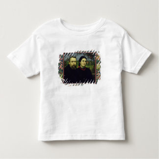 The Artist with his Wife Bonicella, 1887 Toddler T-shirt