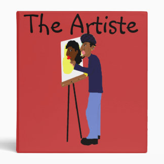 The Artiste Avery Binder