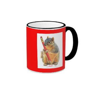 The Artiste Ringer Mug