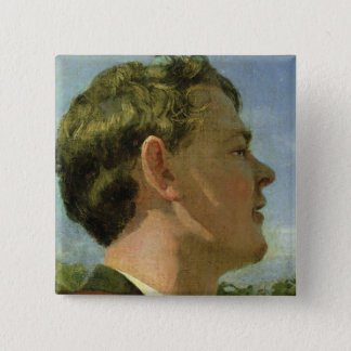 The Artist's Cousin, c.1860 Button