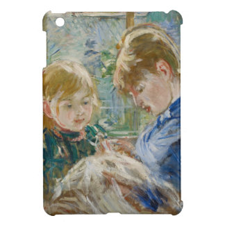 The Artist's Daughter, Julie, with her Nanny iPad Mini Case