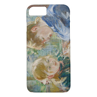 The Artist's Daughter, Julie, with her Nanny iPhone 7 Case