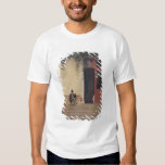 The Artist's Father and Son on the Doorstep T-Shirt