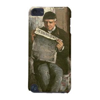 """The Artist's Father, Reading """"L'Événement"""", 1866 iPod Touch 5G Case"""