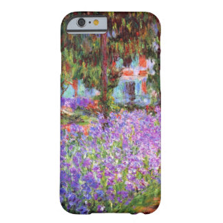 The Artist's Garden at Giverny by Monet Barely There iPhone 6 Case