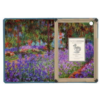 The Artist's Garden at Giverny by Monet iPad Mini Cases