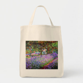 The Artist's Garden at Giverny, Claude Monet Tote Bag
