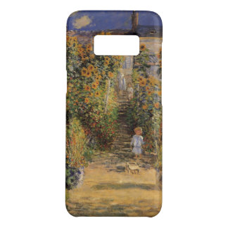 The Artist's Garden at Vetheuil by Claude Monet Case-Mate Samsung Galaxy S8 Case