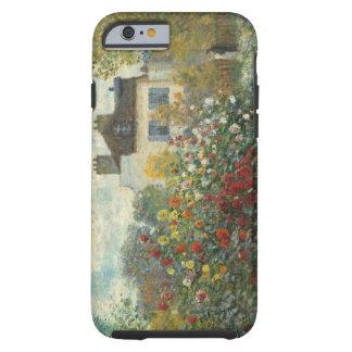 The Artist's Garden in Argenteuil iPhone 6 Case