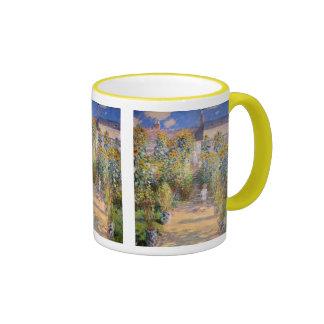 The Artist's Garden Ringer Mug