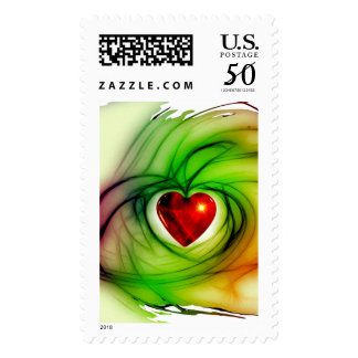 THE ARTIST'S HEART ~.png Postage