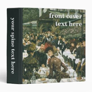 The Artist's Ladies by James Tissot Binder