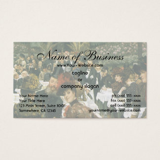 The Artist's Ladies by James Tissot Business Card