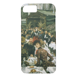 The Artist's Ladies by James Tissot iPhone 7 Case