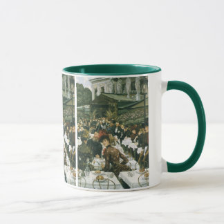 The Artist's Ladies by James Tissot, Vintage Art Mug