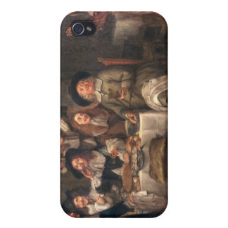The Artists' Meal iPhone 4/4S Cover
