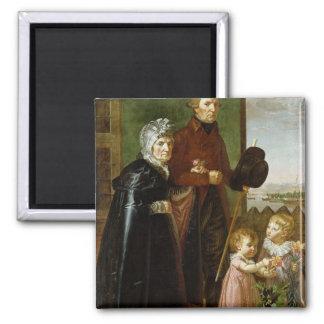The Artist's Parents, 1806 Magnet