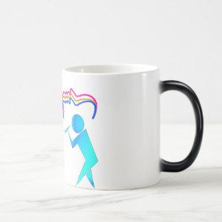 The Artist's Scroll2 Magic Mug