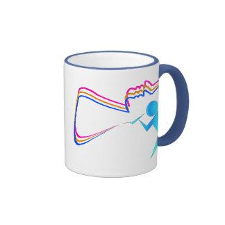 The Artist's Scroll2 Ringer Mug