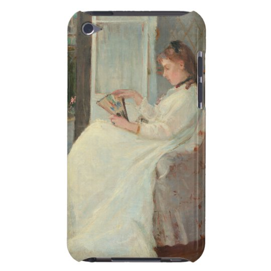 The Artist's Sister at a Window, 1869 Case-Mate iPod Touch Case