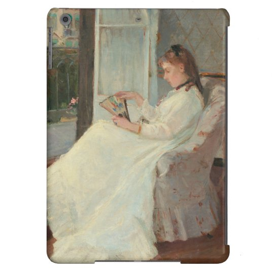 The Artist's Sister at a Window, 1869 Cover For iPad Air