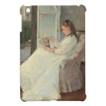The Artist's Sister at a Window, 1869 iPad Mini Cover
